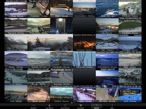 se live-kameraer over hele verden bengal