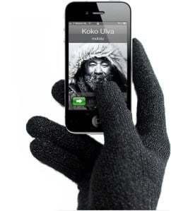 touchscreen gloves mujjo showcase l01 Mujjo smarttelefon hansker   for kalde vinter fingre