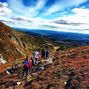 Norefjell-fjelltur-vennetur