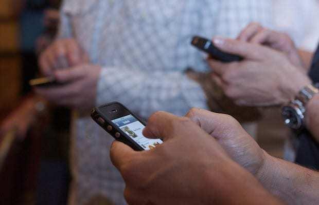 Hvor mange har mobiltelefon i norge