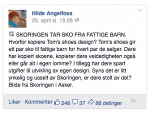 Skoringen-Facebook