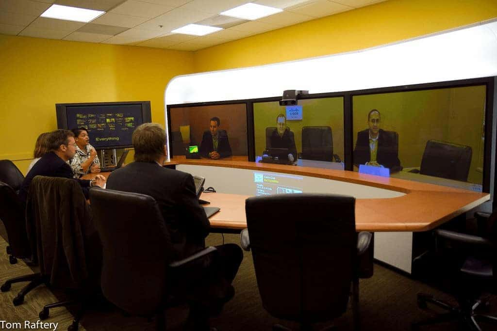 Cisco-Telepresence