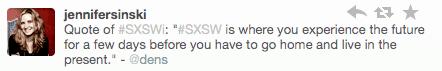 SXSW-feelings