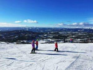 slalom-vinterferie-jobb-norefjell