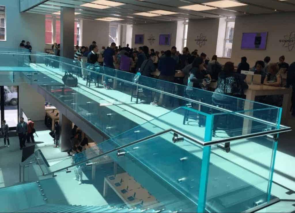 Apple Store i Soho