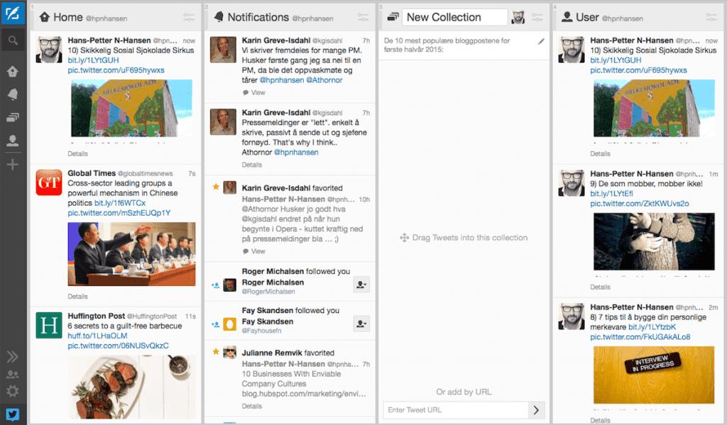 Twitter-samling-start-ingen-tweets