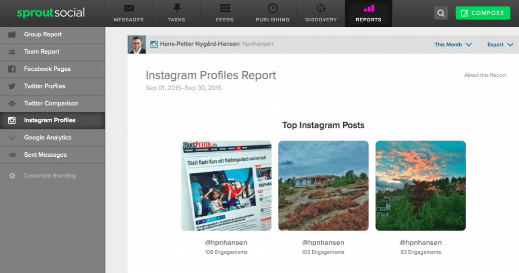 SproutSocial-Instagram-rapport-oversikt-hanspetter