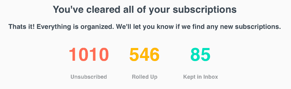 UnRollMe-roll-unsubscribe-keep-HansPetter