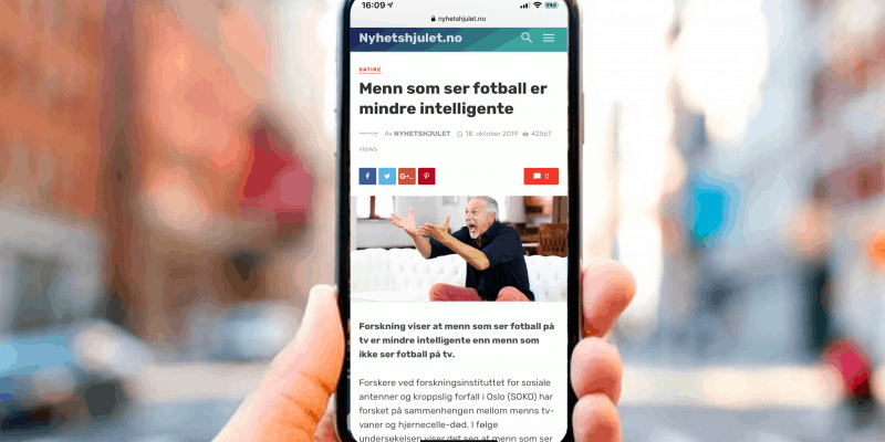 alternative nyheter