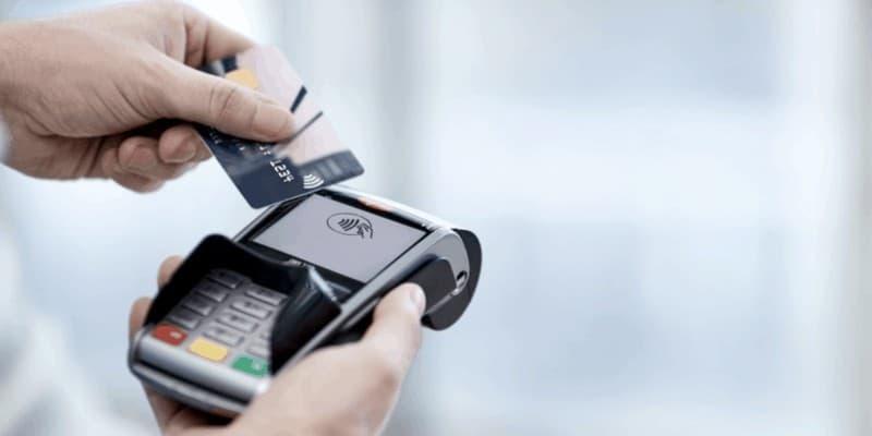 kontaktløs betaling