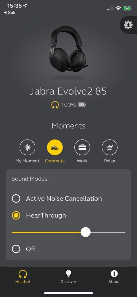 Jabra Evolve2 85