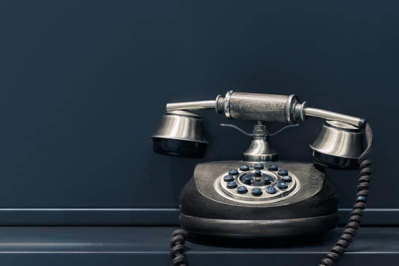 telefonskrekk